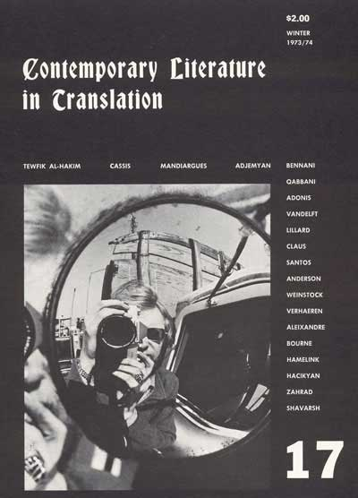 CLIT - COntemporary Literature in Translation
